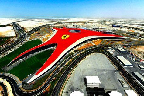 10.Ferrari-World