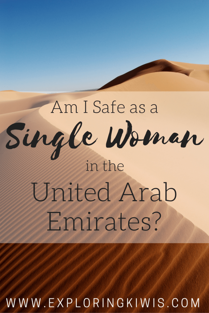 Female safety in the UAE