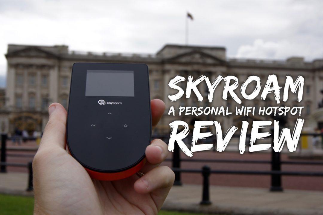 Skyroam review