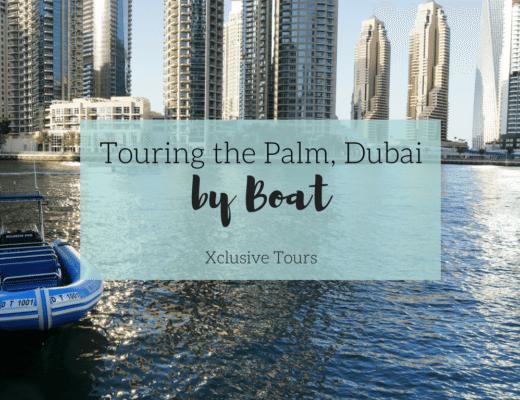 Palm Boat Tour Dubai Xtreme review