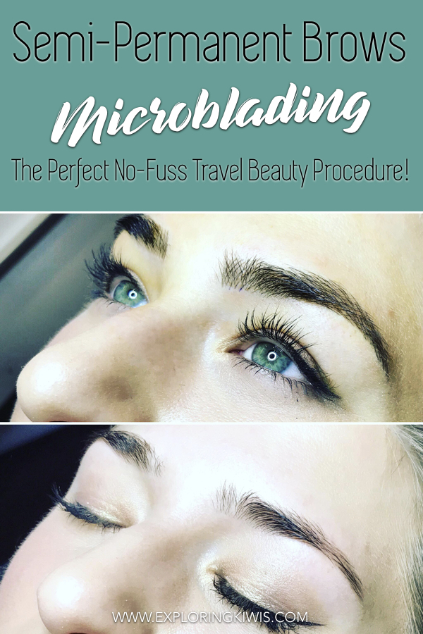 Microblading Auckland: The Best Blade and Shade Eyebrows - Exploring
