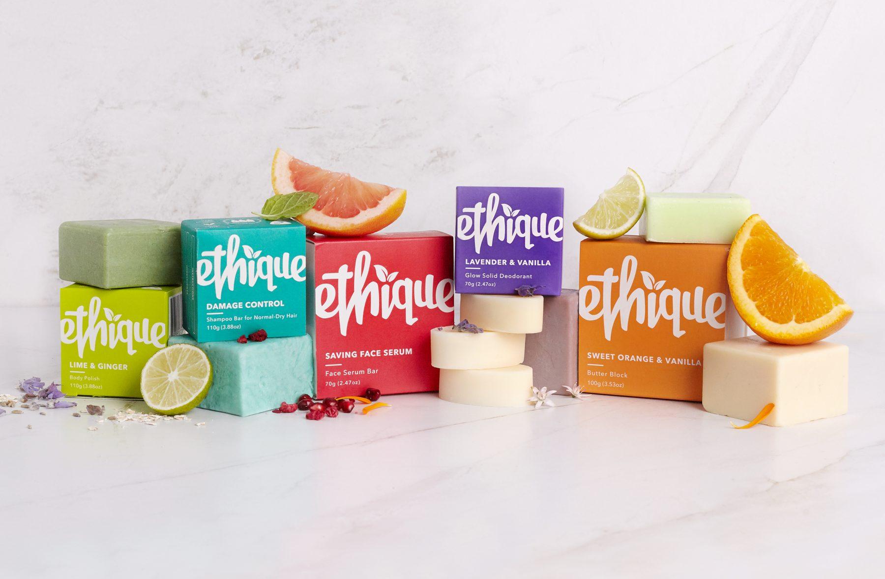Ethique Shampoo Bars