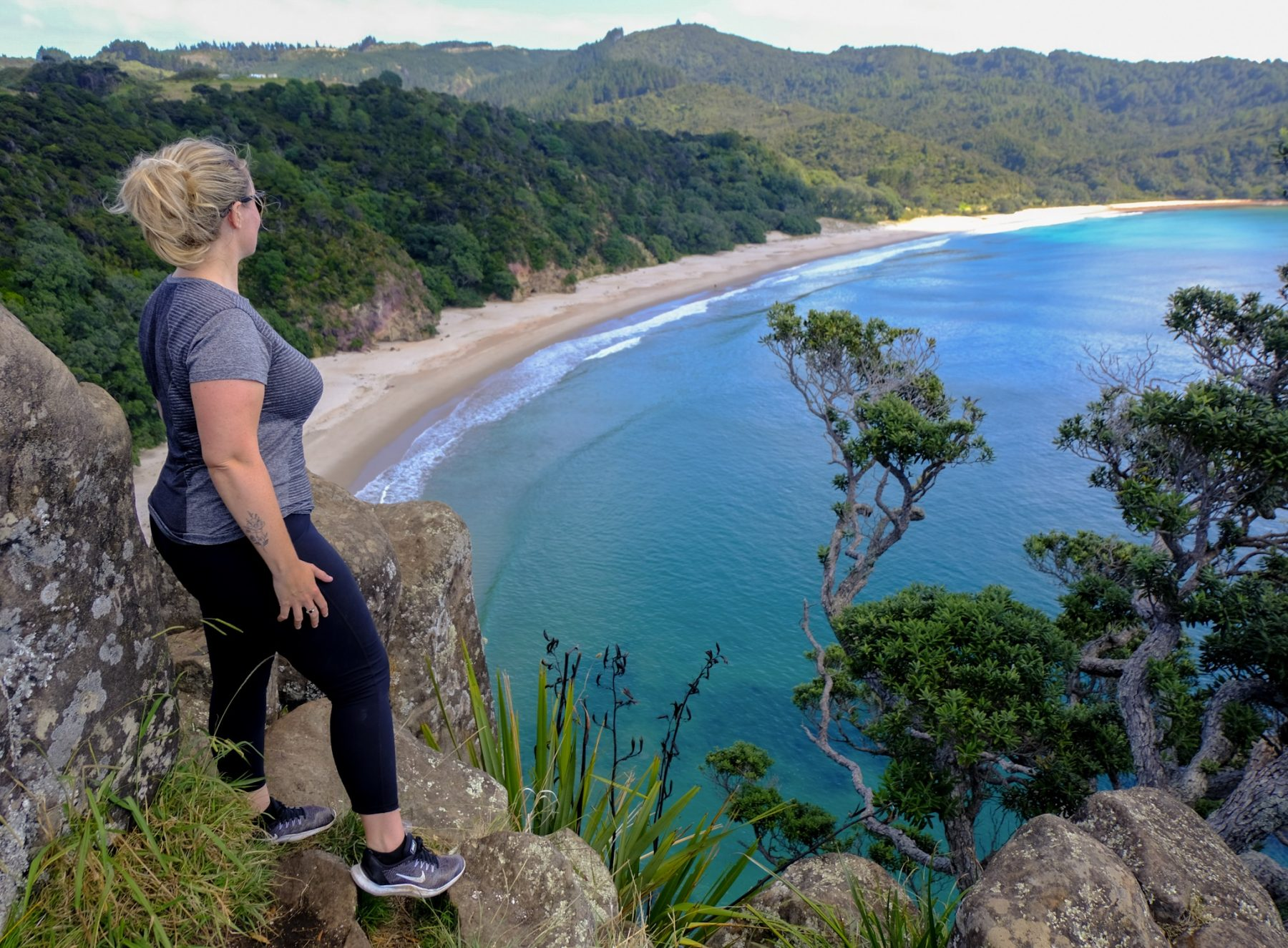 How To Get To New Chums Beach New Zealand S Most Scenic
